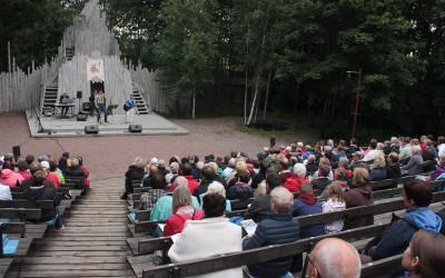 Allsången på Lurens gav över 2400 euro