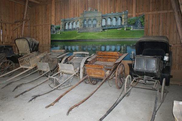 Vagnsmuséet på Lurens